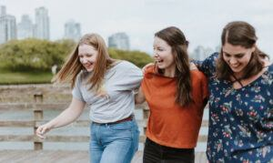 Friends and mental health