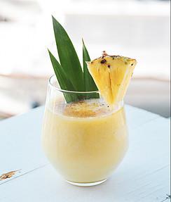 Pineapple juice bromelain