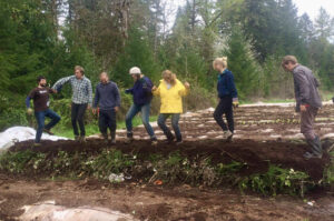 Lost Valley Compost Dance